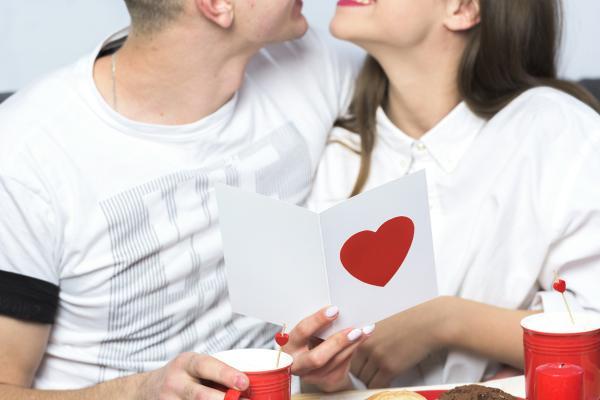 Escolher um presenta para namorado